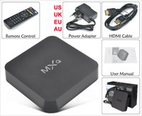 Original MXQ TV Box Amlogic S805 Quad-Core Cortex-A5 Mali-450 Quad-Core H.265 v15.2 MX MXQ Android TV Google Media Player