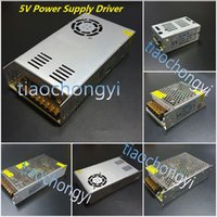 Wholesale 10W W AC110 V W W W W W W W W TO DC V Switch Power Supply Driver adapter For LED Strip