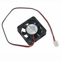 Wholesale 12volt Cooling Fans - Wholesale- 10PCS LOT Gdstime DC 12volt 2Pin 3cm 30mm 3010 30*30*10 Mini Cooler Fan