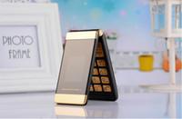 Wholesale Water Screen Price - Darren F801 dual flip phone wholesale elderly flip phone men's fashion flip phone wholesale price free shipment