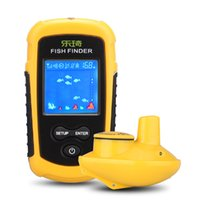Wholesale Chinese Fish Finders - Wholesale-Wireless Fish Finder Carolina Specifies The Professional Game Machine Visualization Fish Finder To Find Fish Finder Chinese