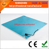 Wholesale Profile Ceiling - aluminium led profile led panel lighting 2x4 factory direct panel led suspended ceiling panel dinning room ceiling lamp customized