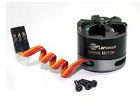 Wholesale Camera Mount Ptz - LDPOWER GBM2208-80 114KV Gimbal Motor for FPV Gopro Hero Series Camera Mount PTZ