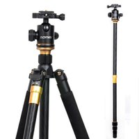 Wholesale Camera Tripod Bearings - Q999 Portable Tripod For SLR Camera Tripod Ball Head Monopod Changeable Load Bearing 18KG Tripods, Monopods & Accessories