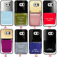 Wholesale Perfect S3 - Attractive Greatest Perfect Wonderful Hot Nail Polish Cell Phone Case for Samsung galaxy S3 S4 S5 S6 samsung Note 2 note3 note4 5 Phone Case