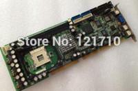 socket 478 carte mère ddr achat en gros de-Carte mère d'équipement industriel PFM-8450 P4 478 double carte d'interface réseau