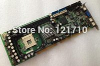 placa base ide ddr al por mayor-Placa base para equipo industrial PFM-8450 P4 478 socket dual NICs