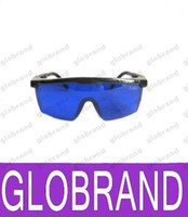 Wholesale Laser Safety Goggles - 650nm660nm laser red laser goggles safety glasses goggles all-round absorption FREE SHIPPING GLO766