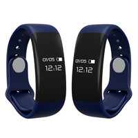 Wholesale Green Display Iphone - H30 smart wristband pedometer Bracelet OLED Display steps tracker Bluetooth 4.0 Touch Screen for lenovo huawei samsung iphone