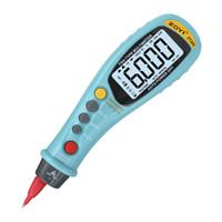 tipo multimetro al por mayor-ZT203 pluma tipo multímetro digital, mesa portátil, mesa de transporte inteligente, rango automático, multímetro digital, mesa de llaves de mano