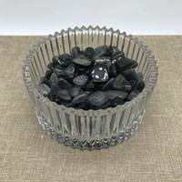 Wholesale rutilated crystal for sale - Group buy 1 Bag g Natural black rutilated quartz Stone crystal Tumbled Stone Irregular Size mm Color black