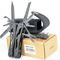 Wholesale Multi Tool Ganzo - Multi Tool Ganzo G202 G202B Outdoors Military Camping Pliers with Kits Fishing Tools Outdoor Survival Portable Tolls Free Shiping
