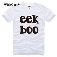 Wholesale Led Tshirts - WishCart 2016 New Youth Men's Clothing Gift Men Shirts T-shirt Fashion Tshirt Mens Tshirts Brands Beatles T Shirt Led Shirts