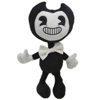 """Wholesale Toy Stuffing Machine - EMS New 12"""" 30CM Bendy and the Ink Machine Plush Doll Anime Collectible Stuffed Dolls For Kids Gifts Soft Toys"""