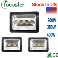 Wholesale IN STOCK W W W led Floodlight Outdoor LED Flood light lamp waterproof LED Tunnel Fishing boats light street lamps AC V