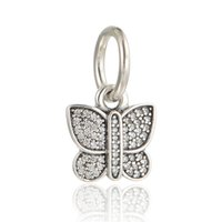 charm papillon pandora