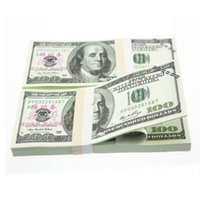 Wholesale Dollars Bank USA New Training Collect Learning Banknotes