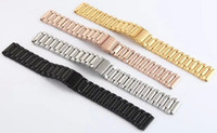 Wholesale Metal Strap Watches For Women - 20MM Stainless Steel Metal Band For Samsung Gear S2 Classic Smart Watch Band Strap Bracelet Bands For Men Women With Spring Bar