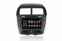 Android 5.1 kapazitiver Schirm Mitsubishi ASX 2010-2015 Auto DVD pc mit GPS-Navigationsradiostereo-Video