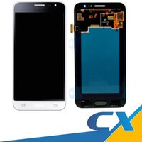 Wholesale Repair Parts Galaxy - Good Quality Prime For Samsung Galaxy J3 J320 F P M Y LCD Display Touch Screen Digitizer Assembly Repair Part Free Shipping
