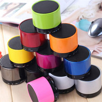 Wholesale Good Outdoor Speakers - Good Quality S10 Wireless Mini Wireless Speaker Portable Speaker For Cellphone Support Answer Calling And TF Card