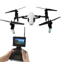Wholesale Remote UAV WLtoys Q333 A G FPV G CH Axis Gyro Transformable RC Quadcopter with MP Camera