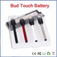 Wholesale Usb Buddy - Buddy O-pen vape bud touch battery with USB Charger CE3 280mAh e cig 510 thread e cig batteries for wax oil cartridge vaporizer