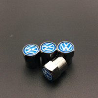 Wholesale Golf Gti Carbon - for Volkswagen VW GTI new polo Jetta Magotan golf 6 CC Passat Golf 6 Golf 7 EOS Scirocco Jetta MK5 MK6 valve cap