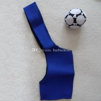 Wholesale Hot Elastic Stretchable Sport Shoulder Support Wrap Brace Protector E00225 FASH