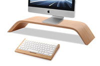 Wholesale Computers Equipment - Laptop Stands Apple Imac Computer Monitors Stand IMac AIO Increased Support Increased Display Bracket Apple Imacbook Gallows Free Shipping