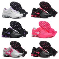 Wholesale Shox Athletic - Hot Sale Drop Shipping Famous Shox Current Womens Athletic Sneakers Sports Running Shoes Size 36--40