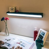 Wholesale Wholesale Led Lighted Reading Glasses - led 50cm Wall Lights With switch led lamp bedside lamp reading lamp eye protection desk lamp modern bathroom bedroom mirror