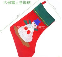 Wholesale Wholesale Fashion Socks Gloves - Wholesale-2014 christmas accessories christmas gift of sock christmas sock free shipping