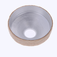 Wholesale Nickel Plated Steel - Hot Sale New Practical Light-weight Aluminum Saxophone Mute Silencer for Alto Saxophone Sax Metal Dampener
