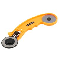 Wholesale Quilting Cutter - 45mm Blade Rotary Cutter Sewing Fabric Cutting Craft Quilting Tool New