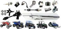 Wholesale Pure Atv - Wholesale Pure ATV PartS and UTV Parts Smaple Order For Polaris RZR SPORTSMAN RANGER Honda TRX400EX Yamaha YFM660R Suzuki LTR450