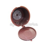 Wholesale Filter Systems - 10 PCS Refillable Coffee Capsule Reusable Filter for Nescafe Dolce Gusto System