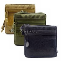 Wholesale Green Medicals - Tactical Outdoor Molle 1000D Medical First Aid Pouch Utility Tools Bag 1pc