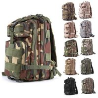 Wholesale backpack 3p for sale - Group buy 30L P Attack Tactical Military Backpacks Unisex Outdoor Travel Bag Mountaineering Hiking Backpack Camping Trekking Rucksack CCA7025