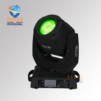 ingrosso 2r luce a testa mobile-Luce di fase Rasha Cina fornitore 130W 2R fascio luminoso a testa mobile DMX Sharpy Light Mini fascio