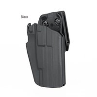 Wholesale accessories for rifles for sale - Tactical rifle gun holster accessory waist belt gun holster for G lock for hunting shooting