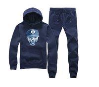 roupa de grife grátis venda por atacado-S-5xl set Unkut Hoodies e calças de outono inverno roupas casuais designer Hip Hop camisola dos homens frete grátis