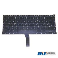 "Wholesale A1369 Keyboard - Freeshipping GR Germany Keyboard For MBA Air 13"" A1369 A1466 2011-2015 MC503 MC965 Wholesale MOQ:5pcs"