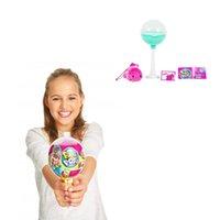 Wholesale Big Lollipops - Lollipop Shaped 15cm Pikmi Pops Surprise Plush Dolls Kids Toys Unpacking Stuffed Animals Popular Christmas Gifts Items
