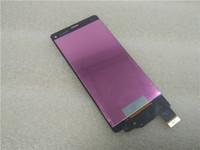 замена z1 оптовых-Хорошее качество Новый ЖК-сенсорный экран Digitizer запасные части для SONY Z Z1 Z2 Z3 компактный z3 mini Z4 Z1 mini M4 Z5 премиум Z5 Mini
