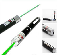 Wholesale Cheap Wholesale Laser Pointers - Best Quality Cheap 532nm 5mw Green Laser Lazer Pointer Pen Beam Light Ultra Bright Teach Pen