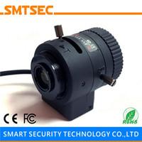 "Wholesale Iris Hd - Wholesale- SMTSEC SL-3610A6MP 1 1.8"" 6.0MP 3.6-10mm F1.5 DC AUTO IRIS CS Mount CCTV HD IP Camera Lens"