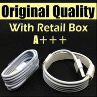 Wholesale Data Cable For Phone - Micro USB Cable Original Quality 1M 3Ft 2M 5FT Sync Data Cable Charging Cords With Retail Box For Phone Samsung S6 S7 Edge