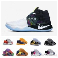 Wholesale Limited Edition Sneakers Man - 2016 New Style Kyrie 2 Parade Mens Basketball Shoes Limited Edition kyrie irving shoes Athletic Sport Sneakers Eur 40-46 Free Shipping