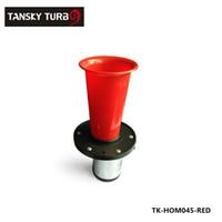 громкий сигнал 12v оптовых-Tansky - Chrome 110dB Старинный старинный автомобиль в старинном стиле Лодка Авто Грузовик Громкая сигнализация Рог 12В Новый TK-HOM045